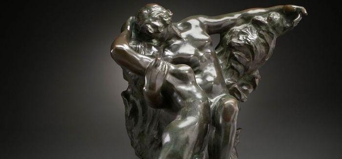 罗丹雕塑中的古希腊艺术