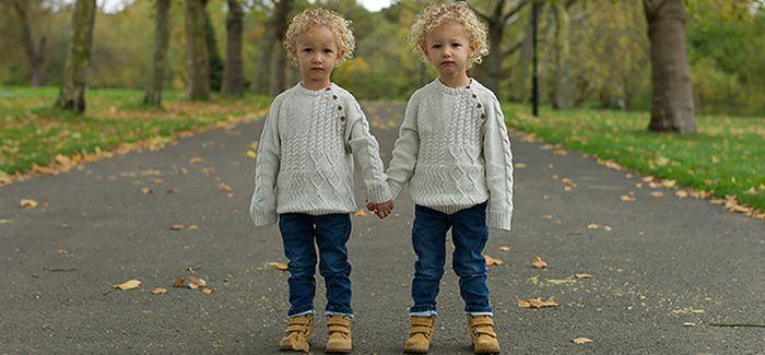 你知道吗?双胞胎也有细微的差别