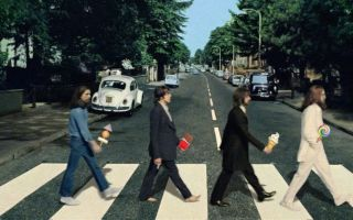 """披头士音乐里的""""美食们"""""""