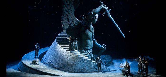 """国家大剧院带你领略""""歌剧的瞬间"""""""