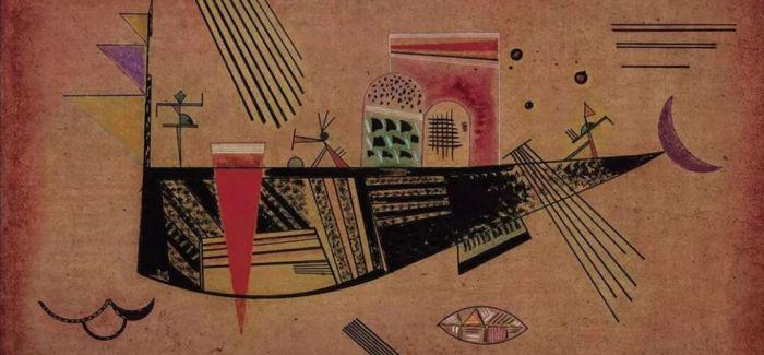 瓦西里·康定斯基:艺术是色彩和音乐的撞击