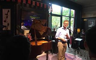 中英湖北音乐节将至 促双方文化交流