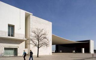 设计中的设计 美院中的博物馆