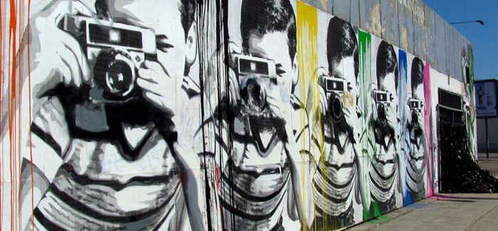 寻找街头艺术 小众城市游览方式