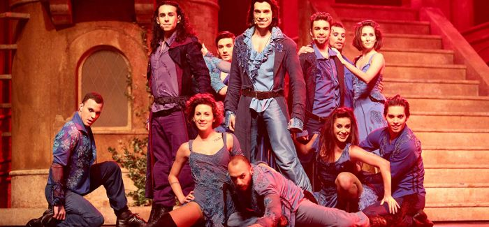 法语原版音乐剧《罗密欧与朱丽叶》在沪掀热潮