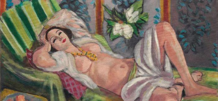 估价最高的马蒂斯作品将被拍卖