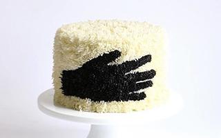 """五颜六色的""""粗蛋糕"""""""