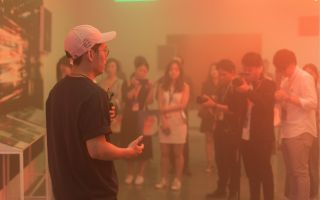 广州chi K11艺术空间呈现年轻个体对自我认知的探索