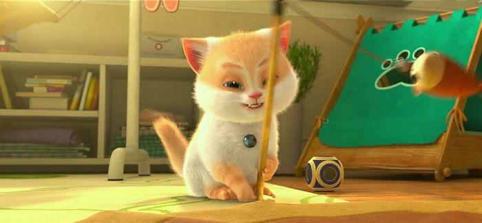 《猫与桃花源》:追光动画一年一个台阶