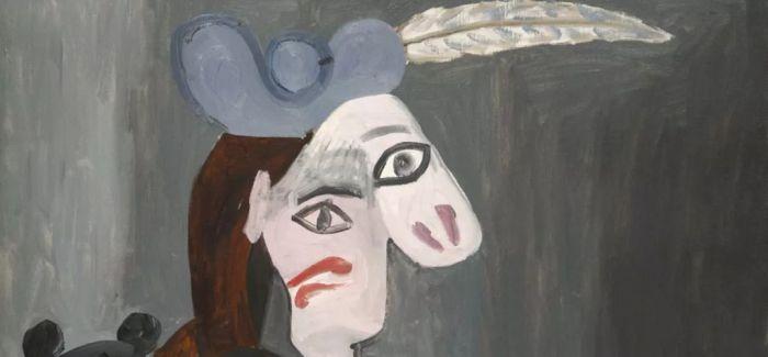 """毕加索和他的""""哭泣的女人"""""""