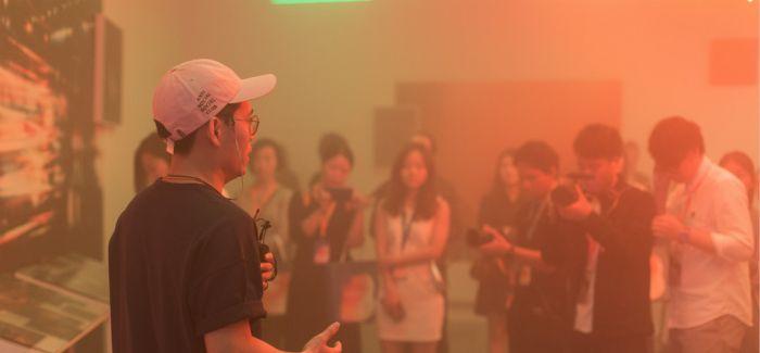 广州chi K11艺术空间呈现城市快速发展之下年轻个体对自我认知的探索