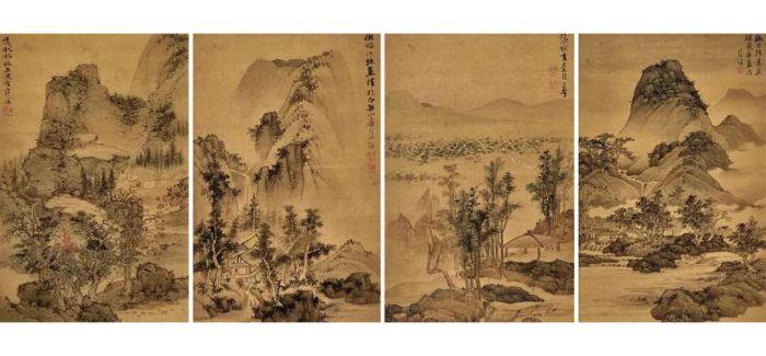 崔如琢领衔保利中国书画拍场