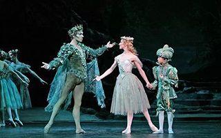 带着宝宝看歌剧