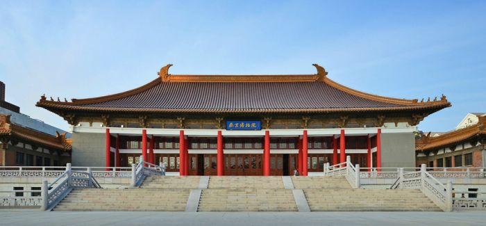 到南京博物馆触摸沉睡又鲜活的历史