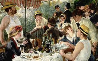 印象派:代表着十九世纪末法国生活的美好年华