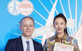 中法最高级别文化交流活动将开幕 张雨绮任文化大使