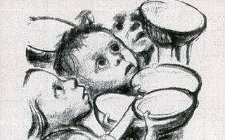 凯绥·珂勒惠支 一位不愿屈服的艺术家