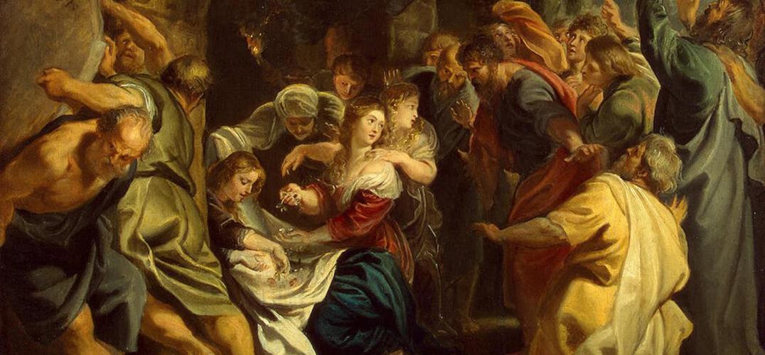 一幅被设置出口禁令的鲁本斯油画