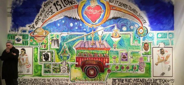 独树一帜的素人艺博会 持续更新艺术的边界
