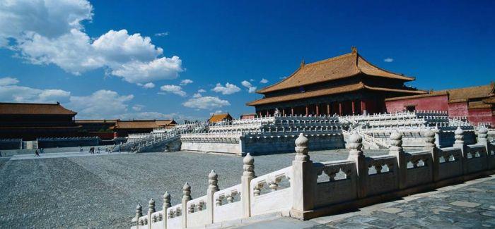 """古法金砖金箔工艺将促成故宫""""世纪大修""""的完成"""