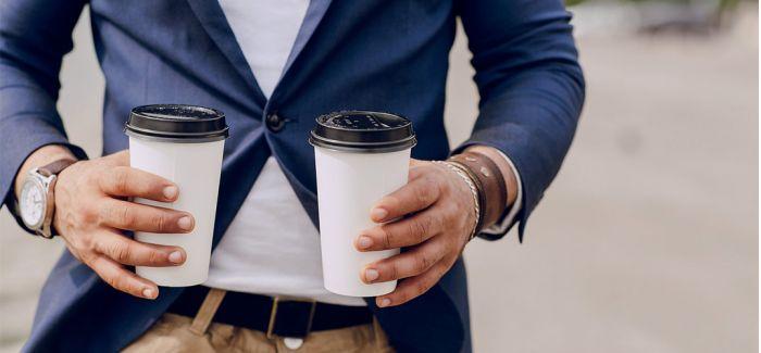 小小咖啡杯盖 大大创意空间