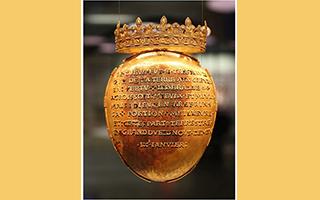 法国多布雷博物馆一16世纪金匣子被盗