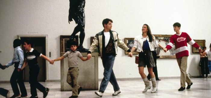 把博物馆拍成电影!有点意思