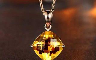 珠宝的色彩早已揭穿你的性格