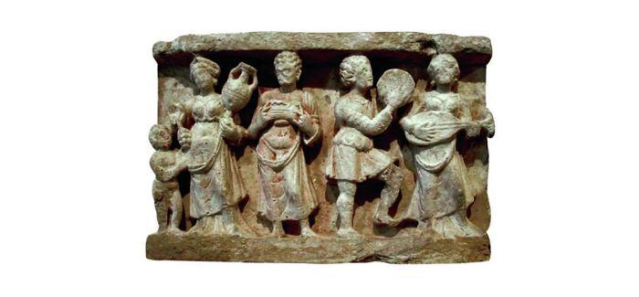 人类文明的遗迹:犍陀罗