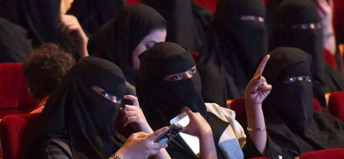 沙特电影院回归
