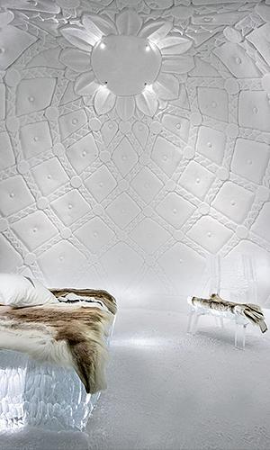 让艺术带给你一场冰雪风暴