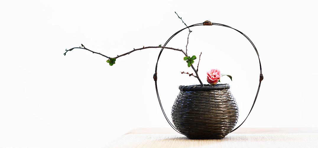 复古的精致!日本传统竹编艺术
