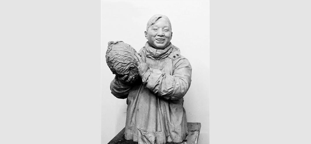 """中国雕塑界的""""青春旋风"""""""