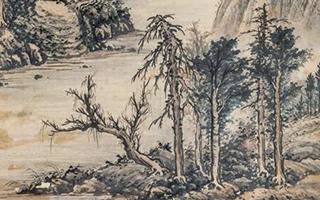 """嘉德""""韶华集韵""""呈现中国近现代书画"""