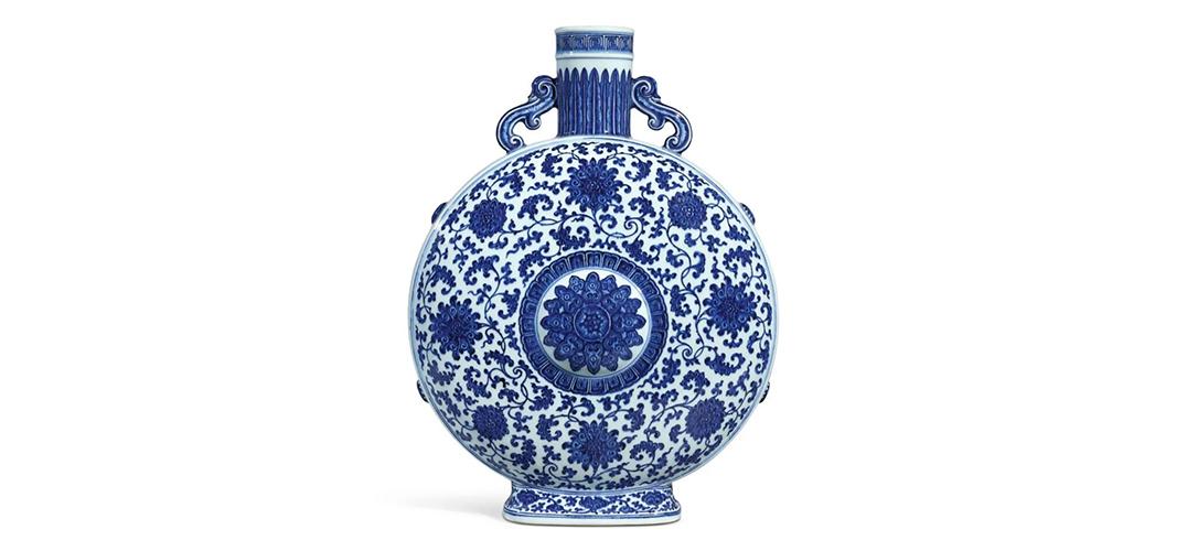 中国艺术珍品5月登陆伦敦苏富比