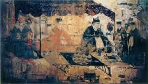 如何欣赏一幅中国画