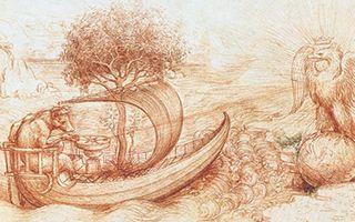 达芬奇与鲁班艺术科学国际大展 北京开幕