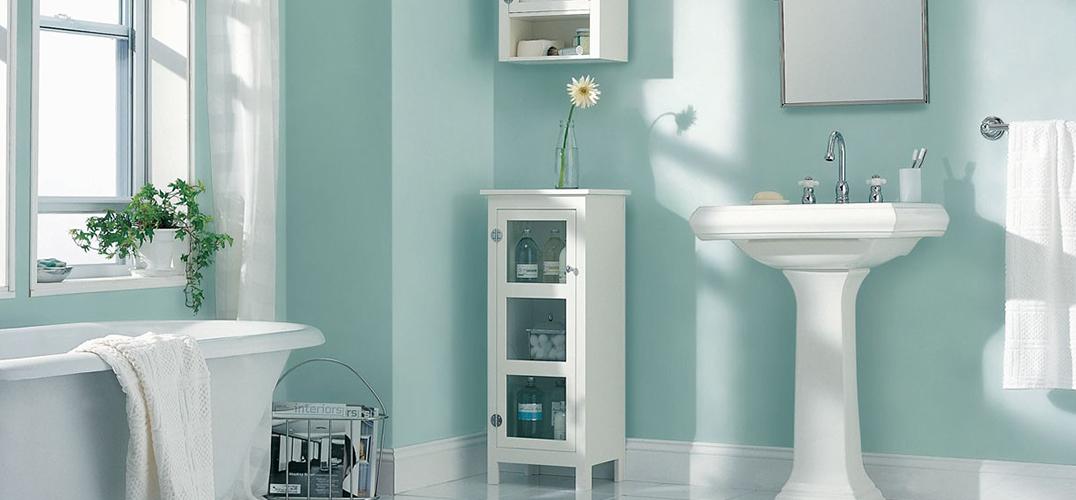 送你一间幽静与优雅的浴室