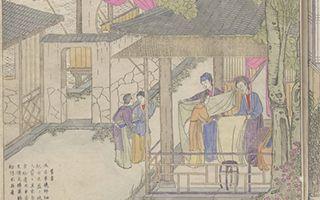 香港广场中的传统文化
