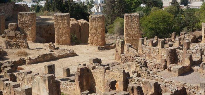 中国科学家利用遥感技术首次在突尼斯发现丝路遗址
