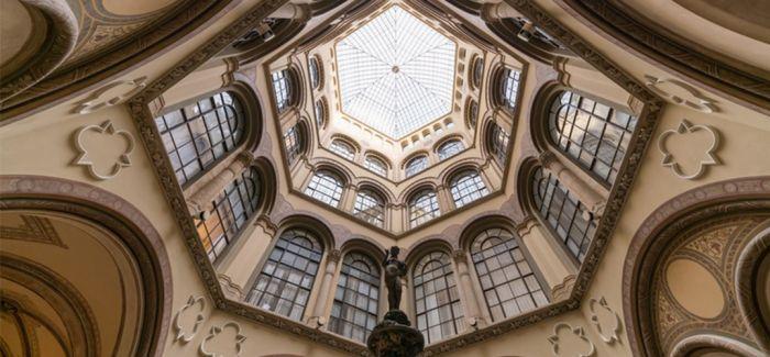 维也纳城市建筑 从古典到现代的形态变革