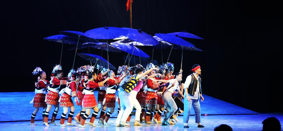 《瑶山那抹红》惊艳北京 展示连南瑶族民俗文化