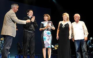 高美奖获得者马西莫·拉涅里