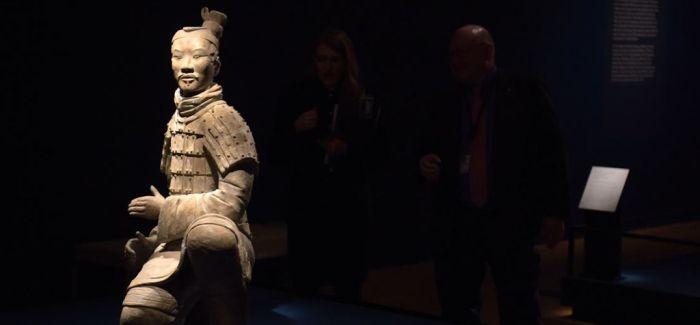 中国秦代珍贵文物赴美国辛辛那提博物馆展出