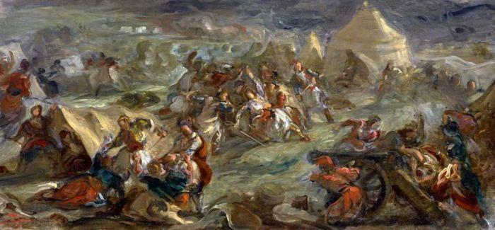 欧仁·德拉克洛瓦:以绚丽的色彩渲染悲惨的事件
