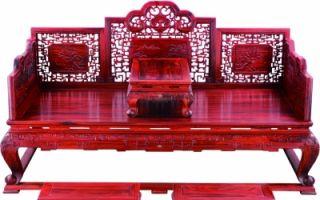 红木家具的日常养护小窍门