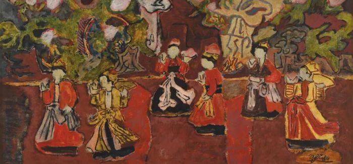 优美的越南艺术