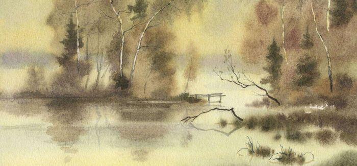 中国风手绘壁纸 美翻了