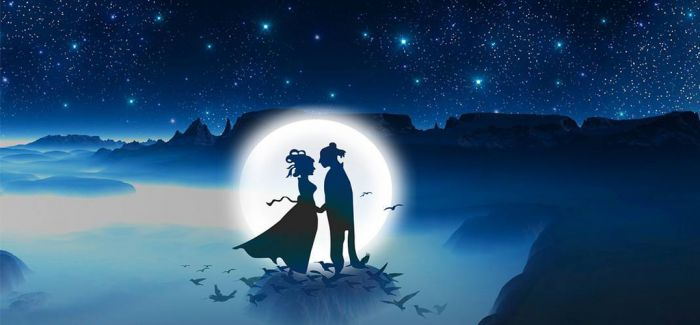 浪漫如仙境的《牛郎织女》