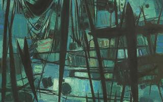 亚洲二十世纪及当代艺术登陆香港春拍